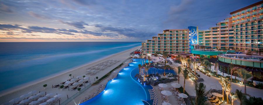 Hard Rock Hotel Cancun Travel By Bob