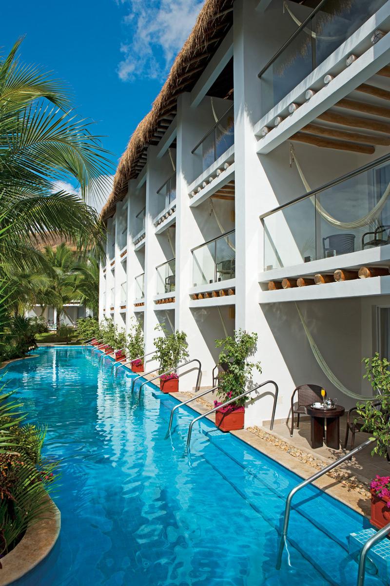 Secrets Aura Cozumel Resort Amp Spa Travel By Bob