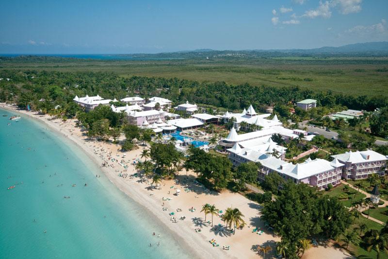 Hotel Riu Palace Tropical Bay Travel By Bob