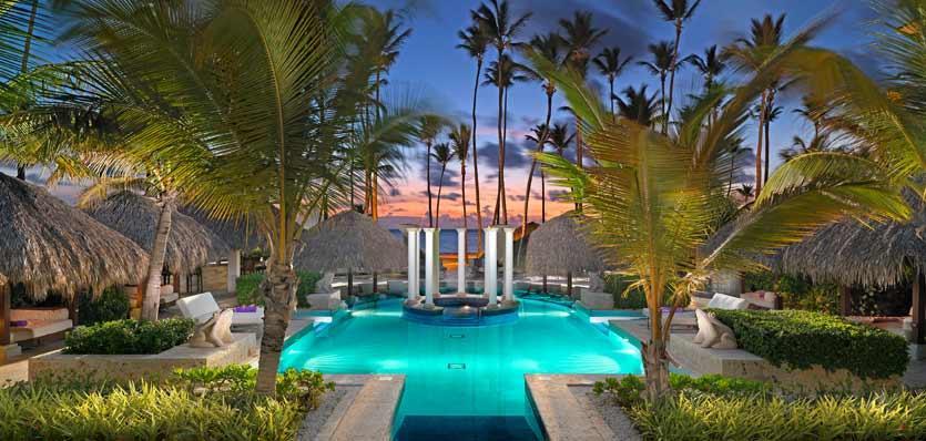 Paradisus Palma Real Resort Travel By Bob