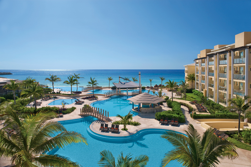 Now jade riviera cancun resort spa travel by bob for Top rated mexico all inclusive resorts