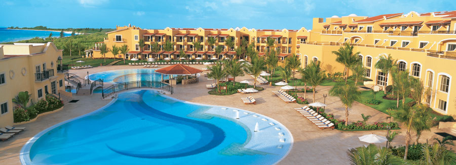 Secrets Capri Riviera Cancun Resort Amp Spa Travel By Bob