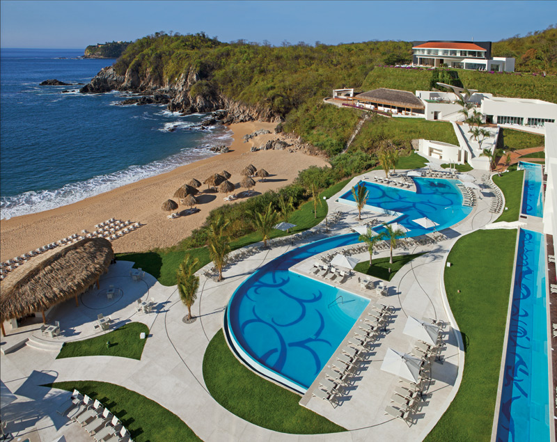 Secrets Huatulco Resort Amp Spa Travel By Bob