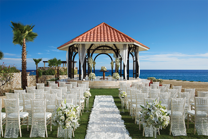 Secrets puerto los cabos golf spa resort travel by bob for Top rated destination wedding locations