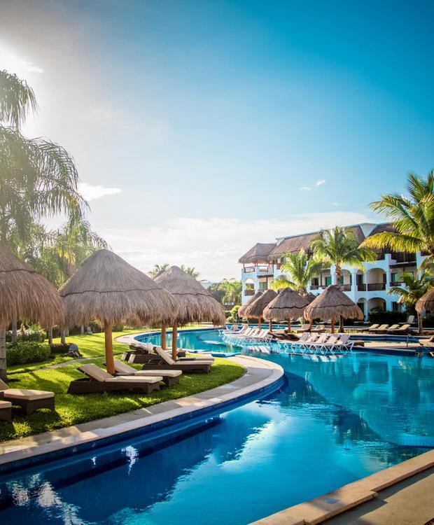 Valentin Imperial Maya Travel By Bob