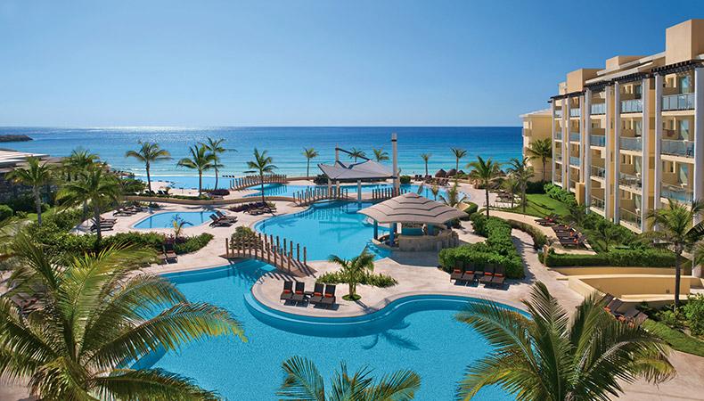 Now Jade Riviera Cancun Resort & Spa
