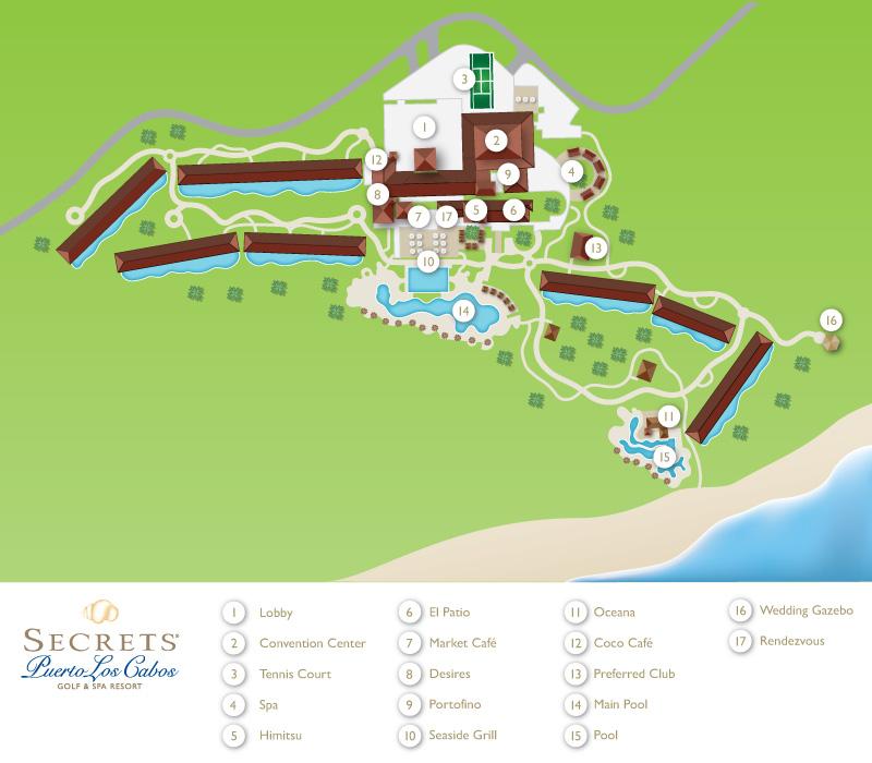 Secrets Puerto Los Cabos Golf Amp Spa Resort Travel By Bob