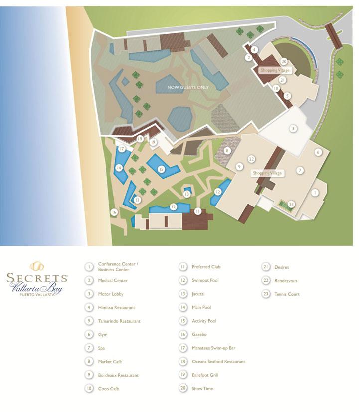 Secrets Vallarta Bay Resort Amp Spa Travel By Bob