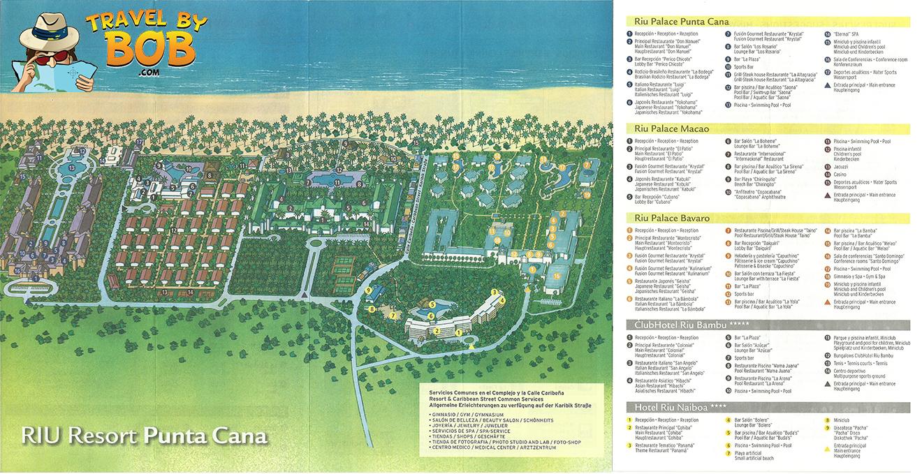 Riu Palace Punta Cana Travel By Bob