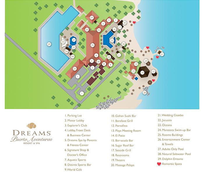 Dreams Puerto Aventuras Resort Amp Spa Travel By Bob