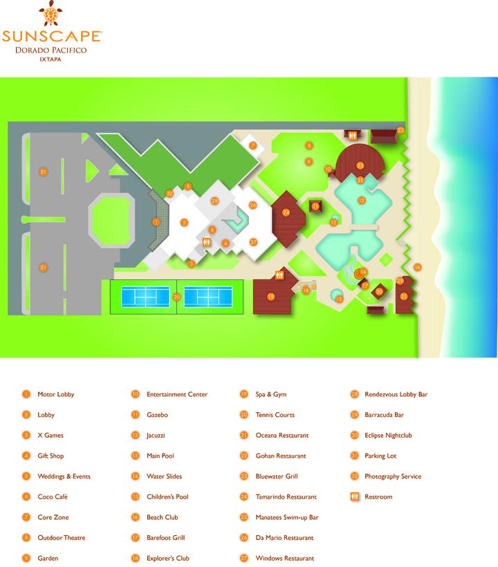 Sunscape Dorado Pacifico Ixtapa Travel By Bob