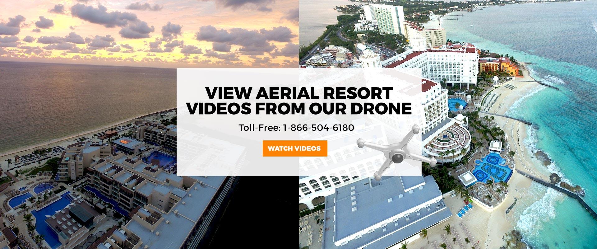 Aerial Resort Videos