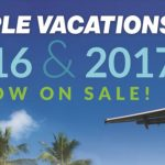 Apple Vacations Holiday 2016 & 2017 Non-Stop Charter Schedule