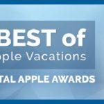 Apple Vacations 2016 Crystal Apple Awards