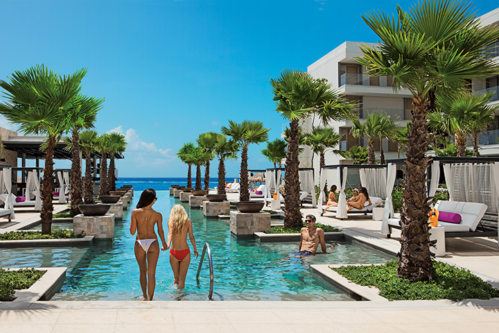 Breathless Riviera Cancun Resort Amp Spa Travel By Bob