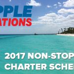 Apple Vacations 2017 Non-Stop Charter Schedule