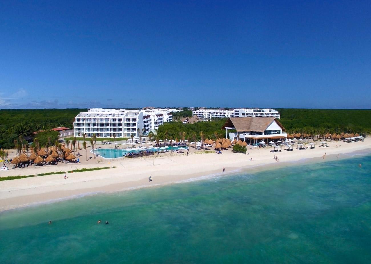 Ocean Riviera Paradise Eden By The Beach Resort