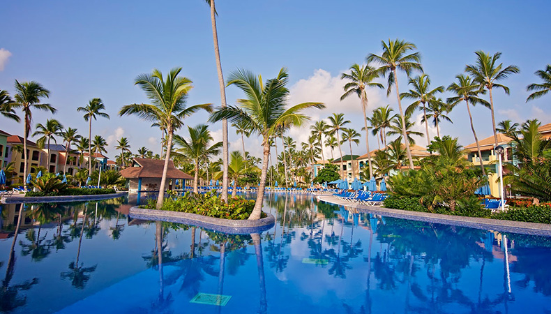 5* Ocean Blue & Sand in Punta Cana! 7 Nights All-Inclusive with Air!