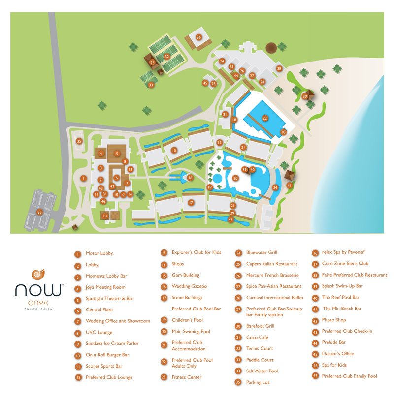 Now Onyx Punta Cana Resort Amp Spa Travel By Bob