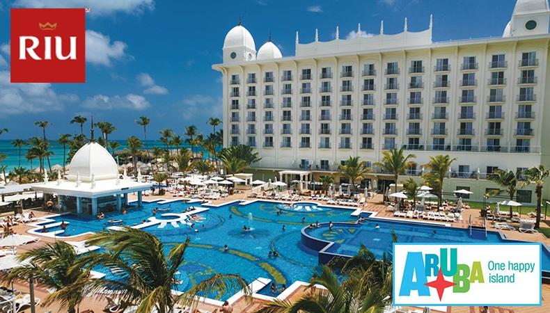 RIU Palace Resorts in Aruba!