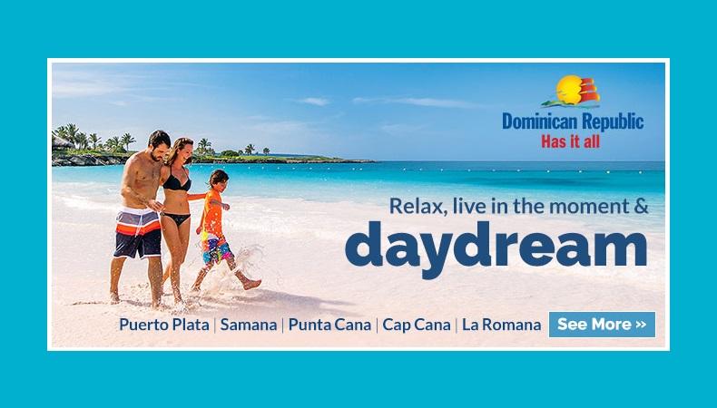 Dominican Republic Sale!