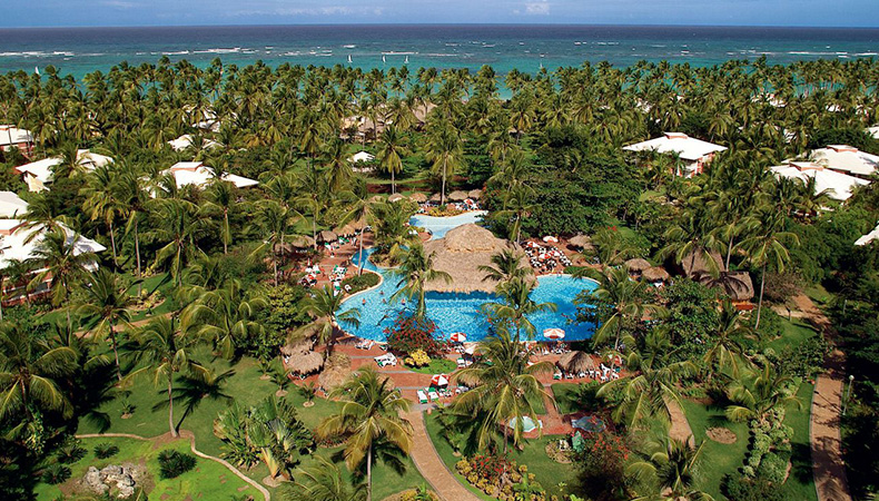 5* Grand Palladium Punta Cana in January! 7 Days All-Inclusive with Air!