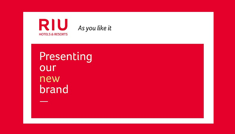 "RIU Hotels & Resorts | ""Presenting Our New Brand"""