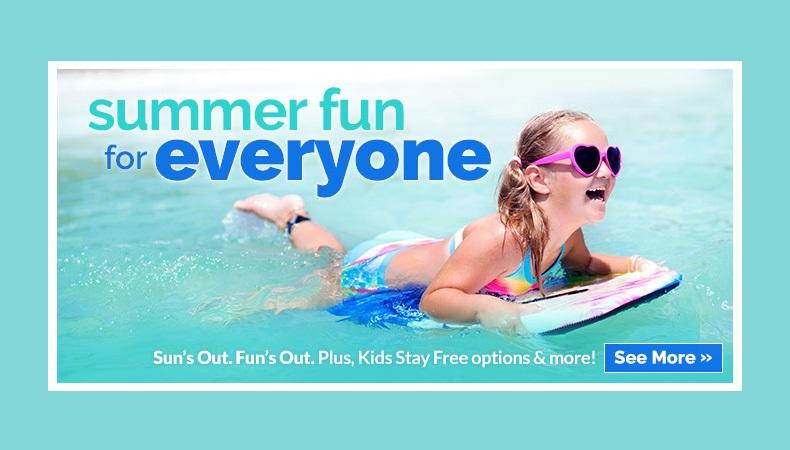 Summer Fun For Everyone!