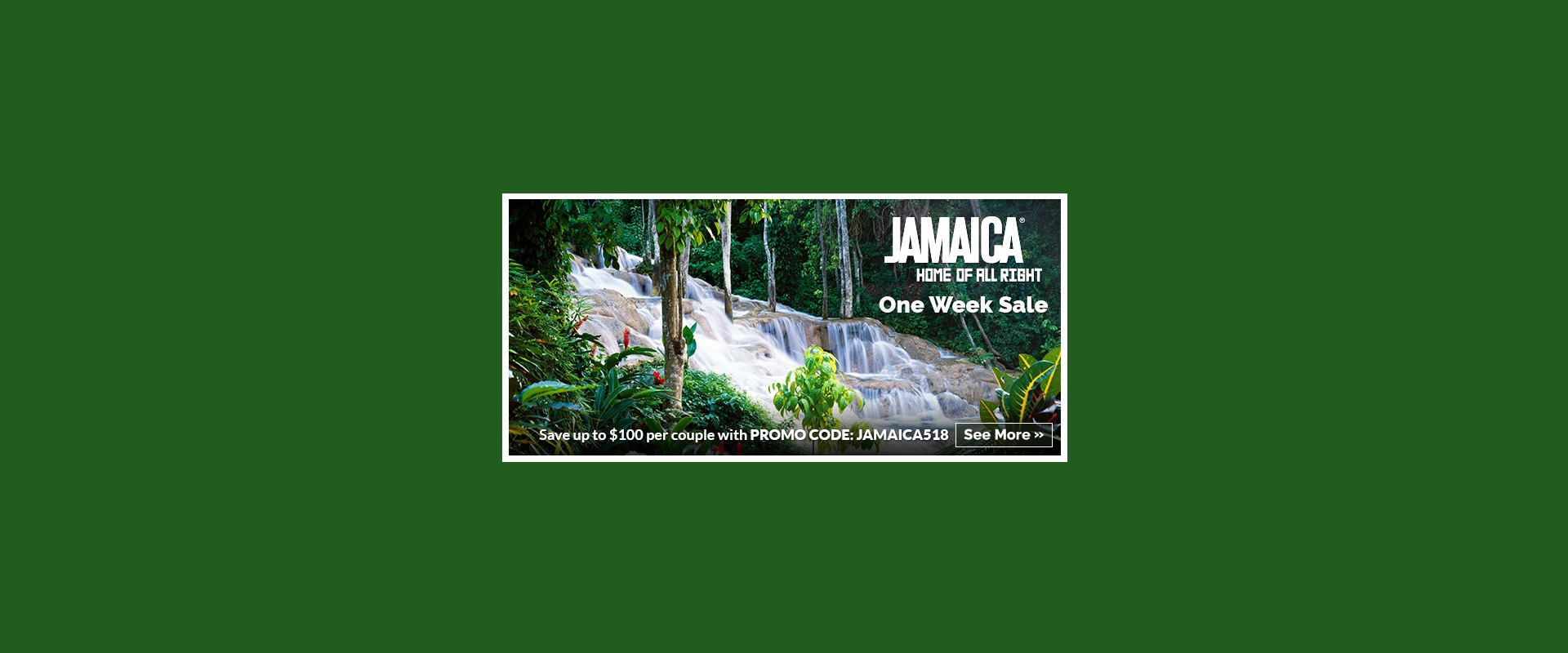 Jamaica-One-Week-Sale-Header