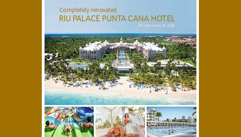 RIU Palace Punta Cana | Re-Opening in July