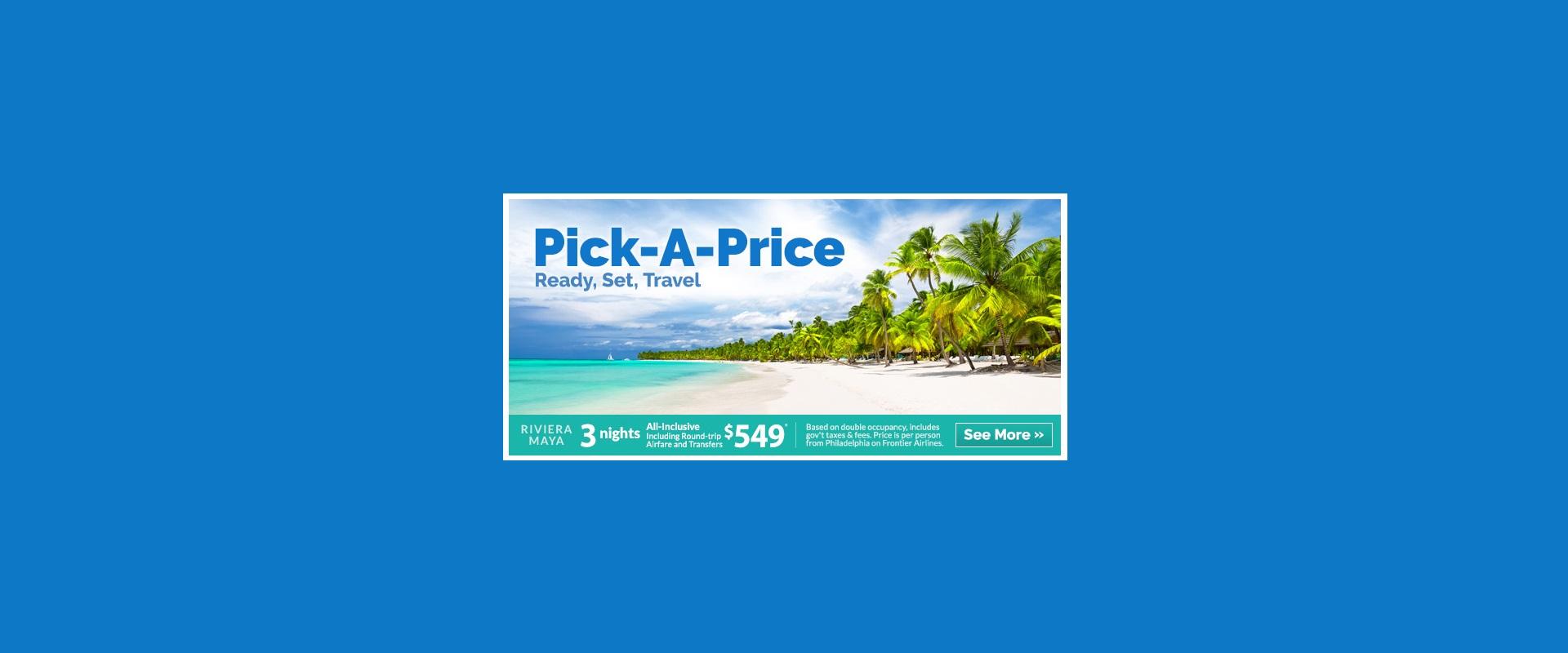 Pick-Price-Sale-Header