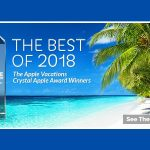 Apple Vacations Announces 2018 Crystal Apple Awards