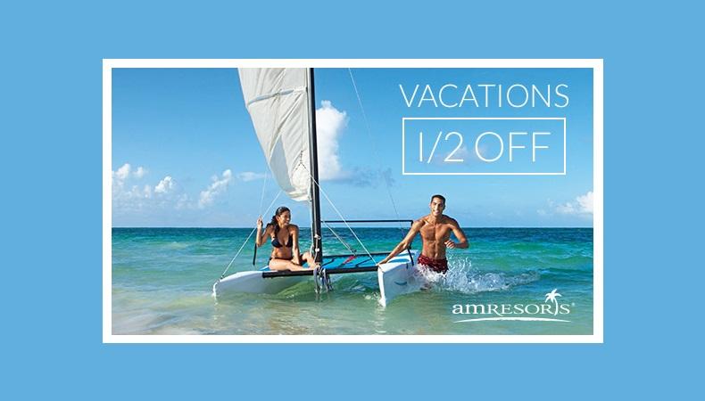 AM Resorts | Fall & Winter Vacation Deals!