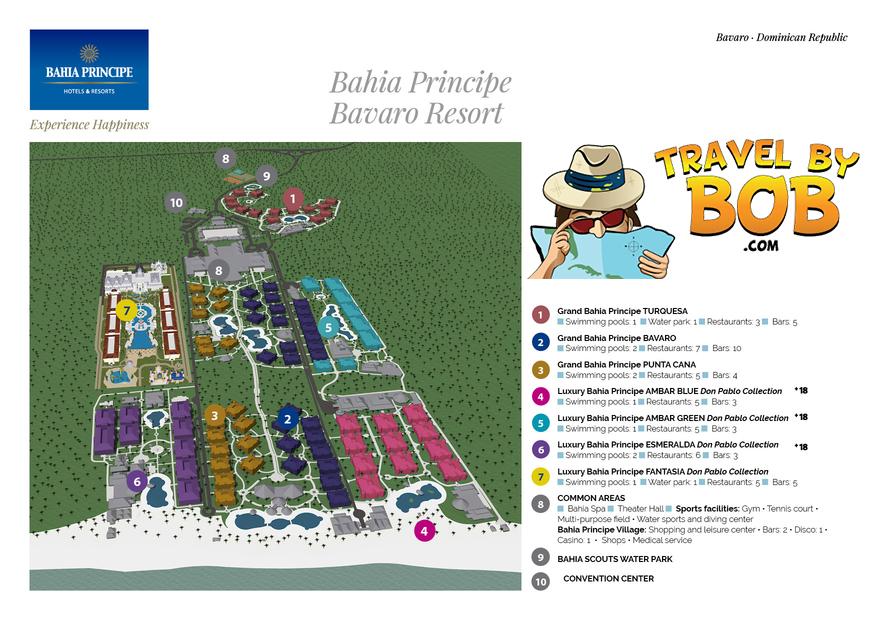 Grand Bahia Principe Aquamarine Travel By Bob