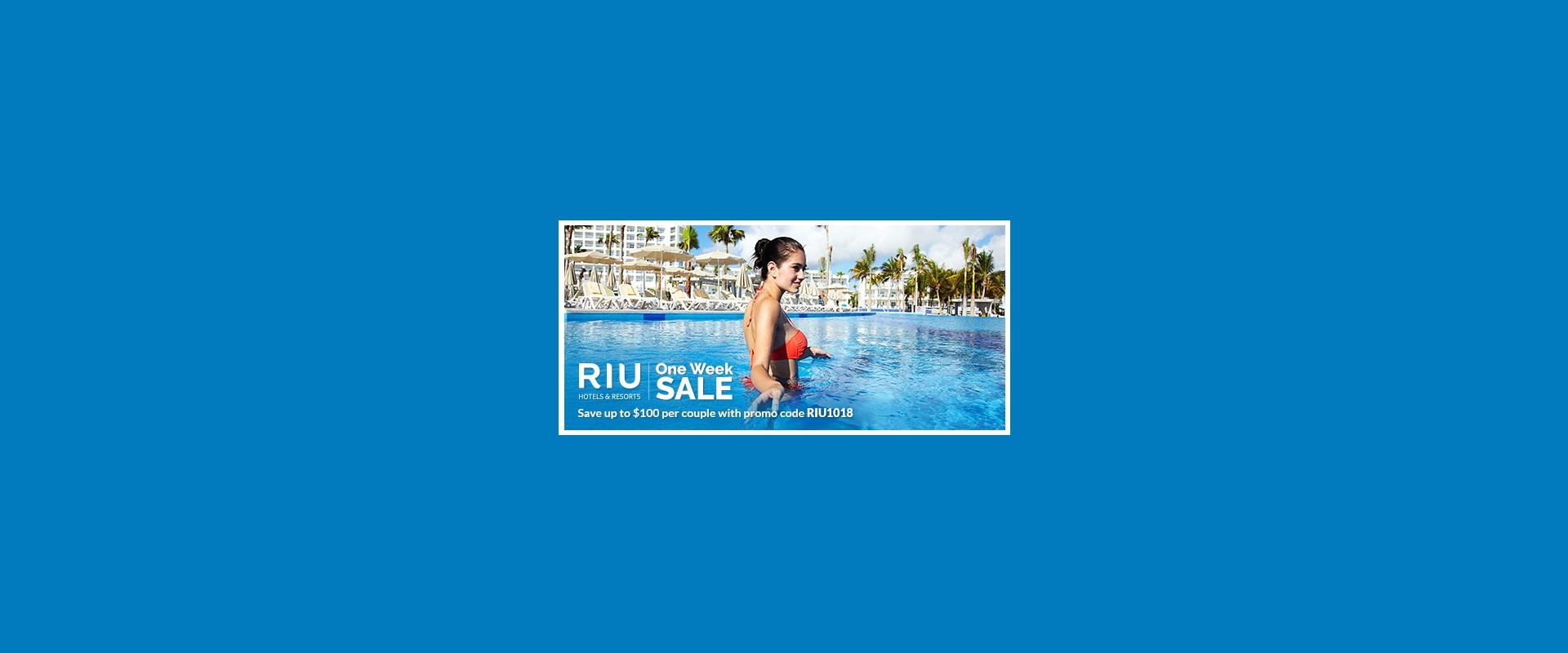 RIU-2-Week-Sale-Header