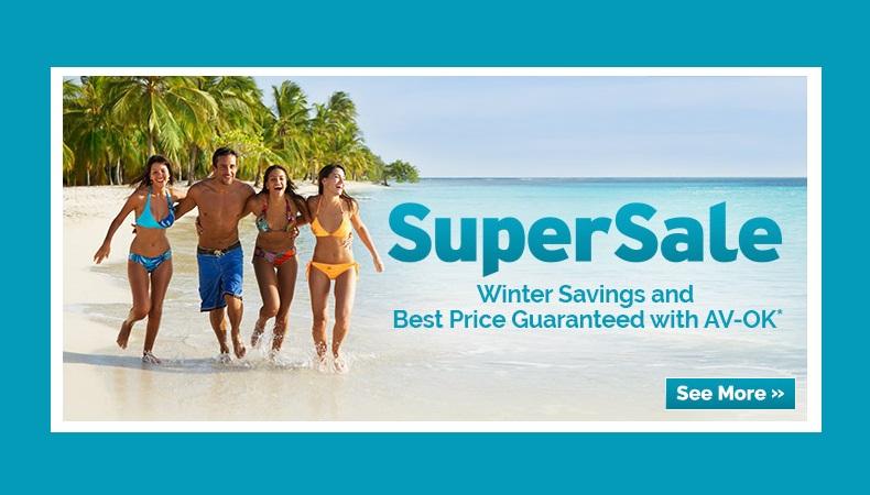 Fall & Winter Super Sale