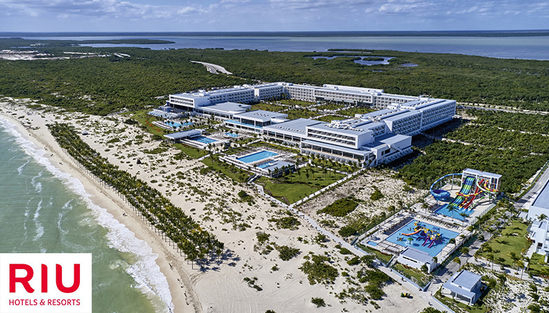New Resort | RIU Palace Costa Mujeres
