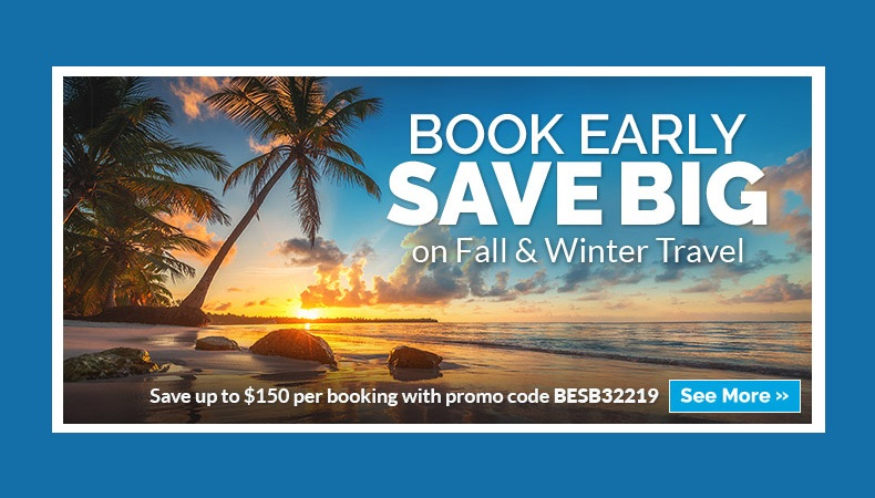 Book Early, Save Big!
