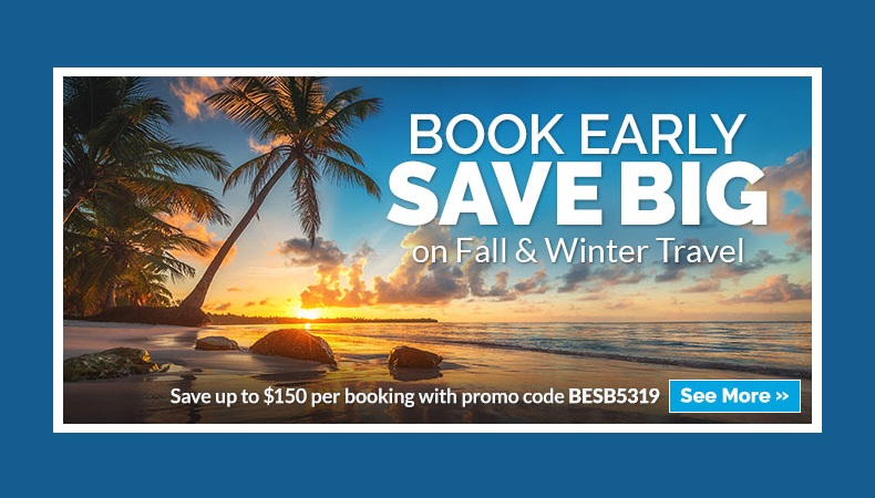 Book Early, Save Big!