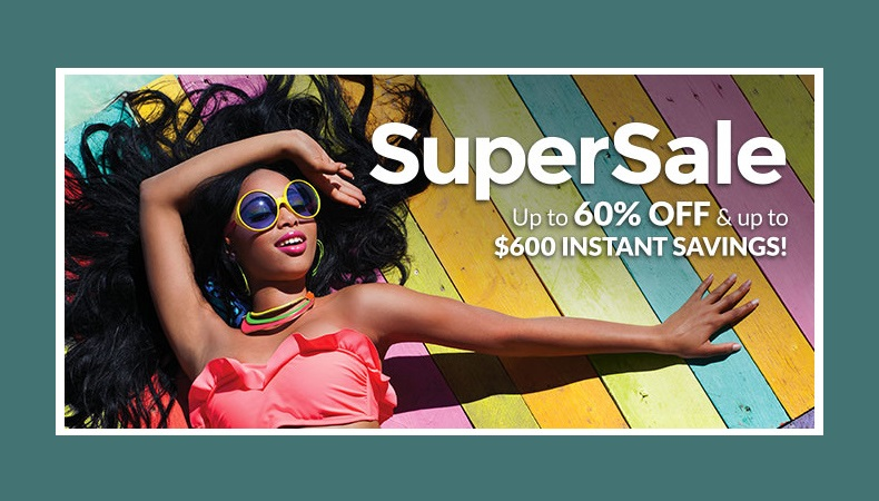 Apple Vacations' SuperSale!