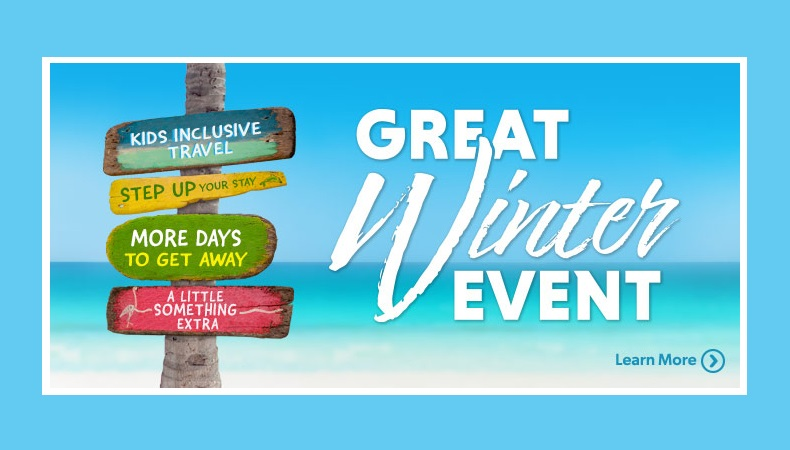 GREAT WINTER EVENT!