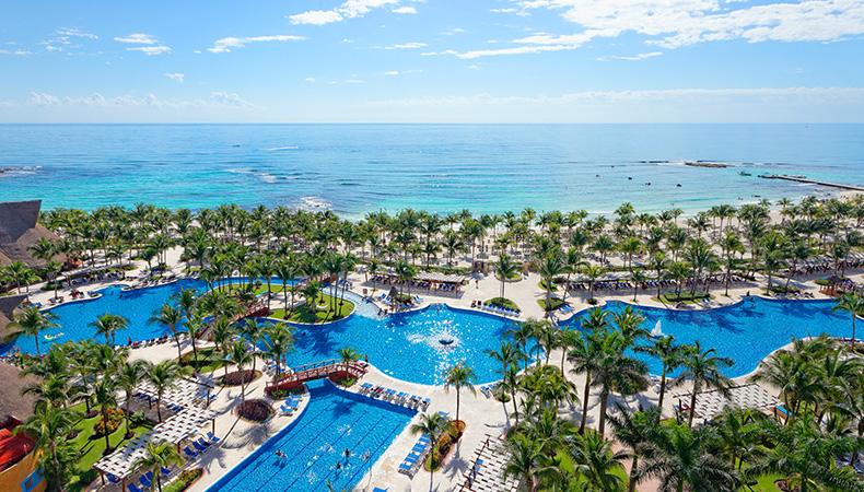 5* Barcelo Maya Tropical & Colonial   Riviera Maya