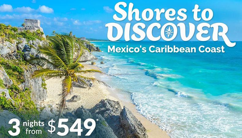 Mexico's Caribbean Coast