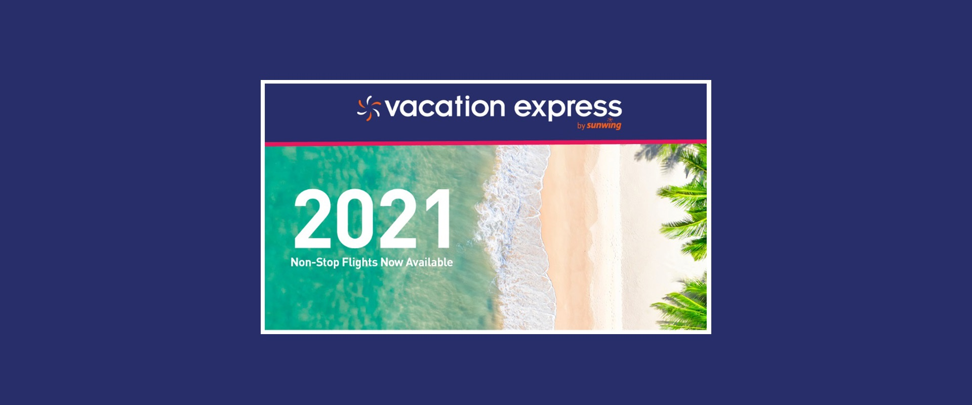 Vacation-Express-Schedule-Banner