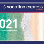 2021 Vacation Express Charter Schedule