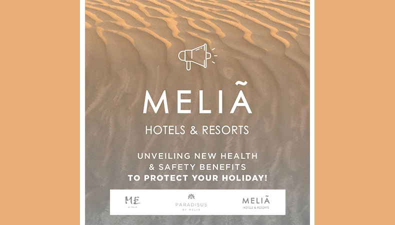 Melia Hotels & Resorts Covid Testing Update