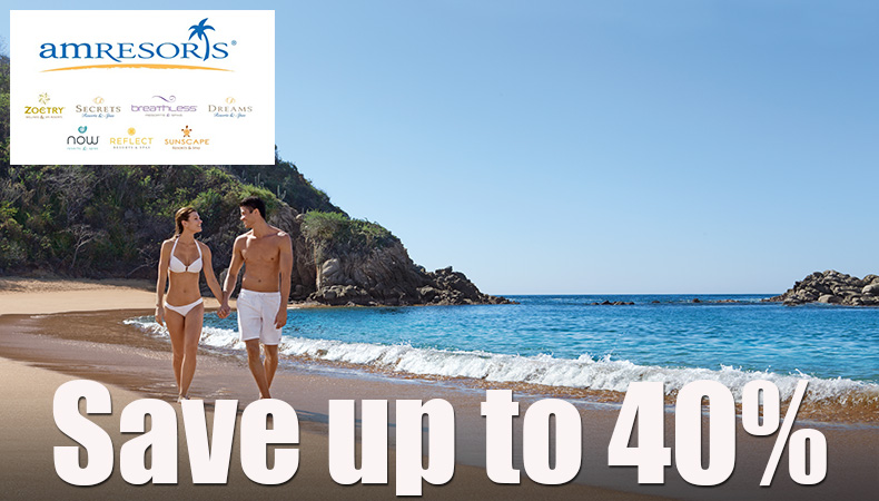 AM Resorts | Save up to 40%