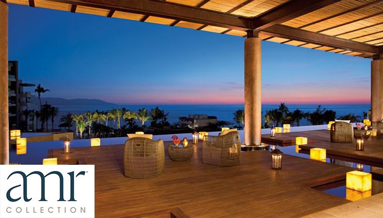 AMR™ Collection Notification: Now® Amber Puerto Vallarta to become Dreams® Vallarta Bay Resort & Spa
