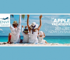 Apple Vacations 2022 Non-Stop Charter Flight Schedules