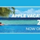 Apple Vacations' 2021 Non-Stop Charter Schedules